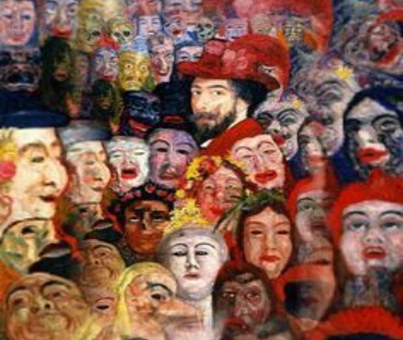 Uno nessuno centomila James Ensor e le maschere dell'arte