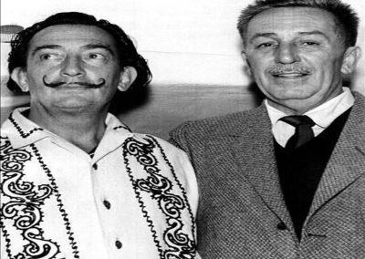 Salvador Dalì: dove finisce l'artista comincia il divo