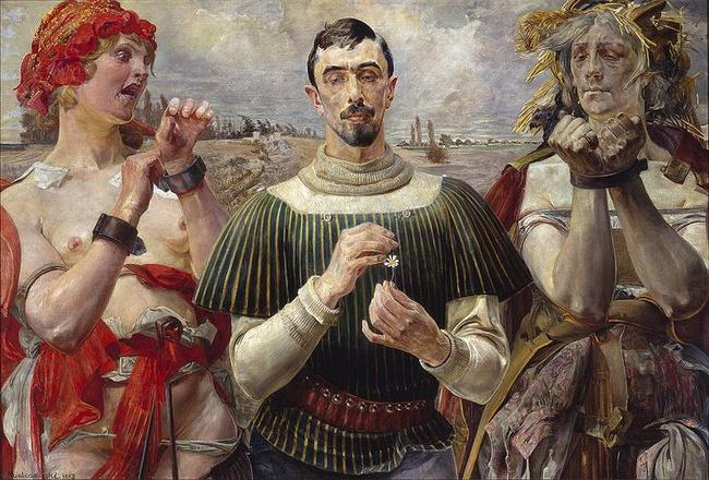 Jacek Malczewski l'Amleto del Simbolismo Polacco