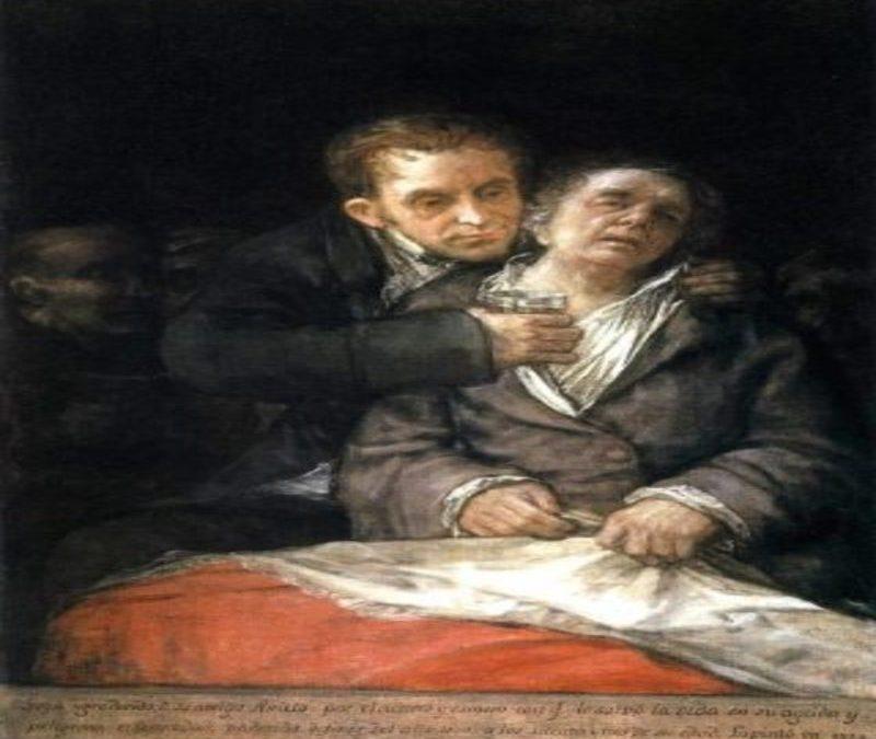 Francisco Goya Lucientes ritratti e frammenti di vita