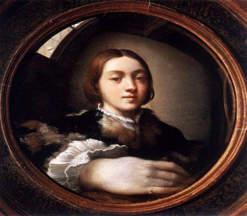 Parmigianino: quando l'autoritratto diventa selfie