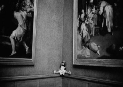 Alécio De Andrade: il Louvre raccontato dai visitatori