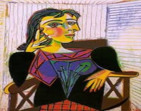 Nonostante Picasso Ritratto di Dora Maar Seduta