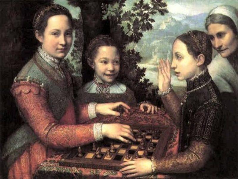 Donne pittrici nella storia dell'arte quando l'arte si tinge di rosa