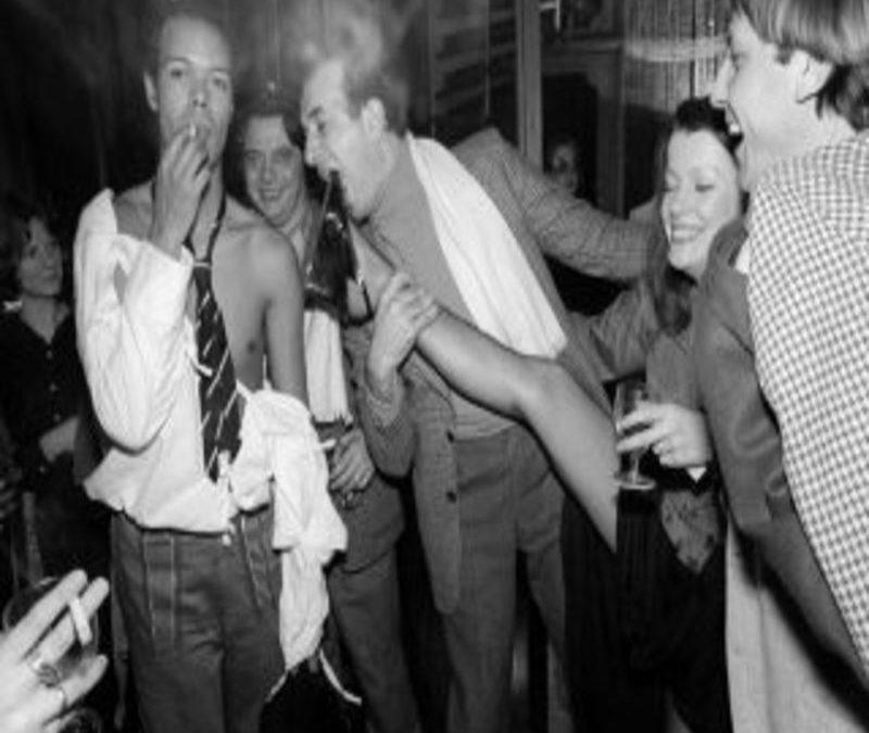 David Bailey scatti e racconti della Swinging London