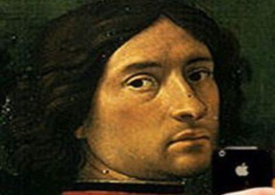 Autoritratto-Domenico-Ghirlandaio