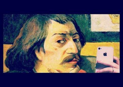 Autoritratto-Paul-Gauguin