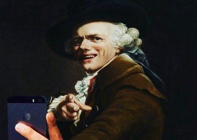 Autoritratto-dellartista-vestito-da-Burlone-Joseph-Ducreux