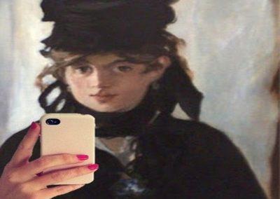 Berthe-Morisot-con-un-mazzo-di-violette-Edouard-Manet