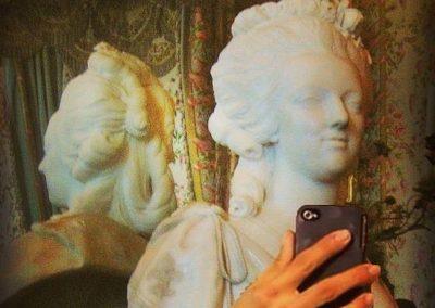 Busto-di-Maria-Antonietta-Camera-della-Regina-Reggia-di-Versailes