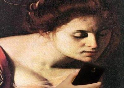 Madonna-dei-palafrenieri-Particolare-Michelangelo-Merisi-da-Caravaggio