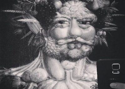Vertumno-lImperatore-Rodolfo-II-Dasburgo-Giuseppe-Arcimboldo-
