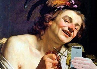Young-Man-Crushing-Grapes-into-an-earthen-pot-Gerard-van-Honthorst